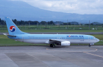 kumagorouさんが、鹿児島空港で撮影した大韓航空 737-8B5の航空フォト(写真)