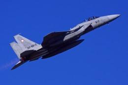Flankerさんが、茨城空港で撮影した航空自衛隊 F-15J Eagleの航空フォト(飛行機 写真・画像)