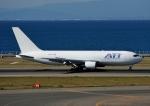 じーく。さんが、中部国際空港で撮影したエア・トランスポート・インターナショナル 767-281(BDSF)の航空フォト(写真)
