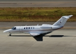 じーく。さんが、中部国際空港で撮影した国土交通省 航空局 525C Citation CJ4の航空フォト(写真)