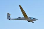 Gambardierさんが、岡南飛行場で撮影した日本個人所有 DG-800Bの航空フォト(写真)