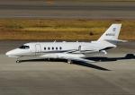 じーく。さんが、中部国際空港で撮影したテキストロン・アビエーション Citation Latitude(680A)の航空フォト(飛行機 写真・画像)