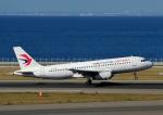 じーく。さんが、中部国際空港で撮影した中国東方航空 A320-232の航空フォト(飛行機 写真・画像)