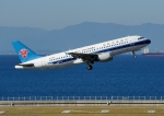 じーく。さんが、中部国際空港で撮影した中国南方航空 A320-214の航空フォト(写真)
