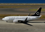 じーく。さんが、中部国際空港で撮影したユナイテッド航空 737-724の航空フォト(写真)