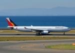 じーく。さんが、中部国際空港で撮影したフィリピン航空 A330-343Xの航空フォト(飛行機 写真・画像)