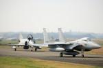 take_2014さんが、茨城空港で撮影した航空自衛隊 F-15J Eagleの航空フォト(飛行機 写真・画像)