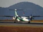 motosabuさんが、松山空港で撮影したANAウイングス DHC-8-402Q Dash 8の航空フォト(写真)