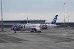Euro Spotterさんが、バンクーバー国際空港で撮影した全日空 787-9の航空フォト(飛行機 写真・画像)