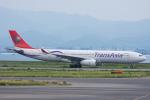 Tomo-Papaさんが、関西国際空港で撮影したトランスアジア航空 A330-343Xの航空フォト(写真)