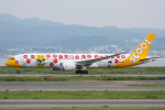 Tomo-Papaさんが、関西国際空港で撮影したスクート 787-9の航空フォト(写真)