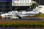 Chofu Spotter Ariaさんが、八尾空港で撮影したノエビア B300の航空フォト(飛行機 写真・画像)