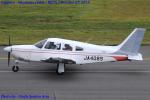 Chofu Spotter Ariaさんが、札幌飛行場で撮影したユーロテックジャパン PA-28R-201 Arrow IIIの航空フォト(飛行機 写真・画像)