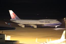 ふじいあきらさんが、広島空港で撮影したチャイナエアライン 747-409の航空フォト(飛行機 写真・画像)