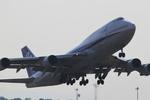 Kuuさんが、鹿児島空港で撮影した全日空 747-481(D)の航空フォト(飛行機 写真・画像)