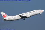 Chofu Spotter Ariaさんが、関西国際空港で撮影した日本トランスオーシャン航空 737-4Q3の航空フォト(飛行機 写真・画像)