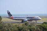 kumagorouさんが、大分空港で撮影したジェットスター・ジャパン A320-232の航空フォト(飛行機 写真・画像)