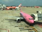 maixxさんが、ドンムアン空港で撮影したサイアム・エア 737-3J6の航空フォト(写真)