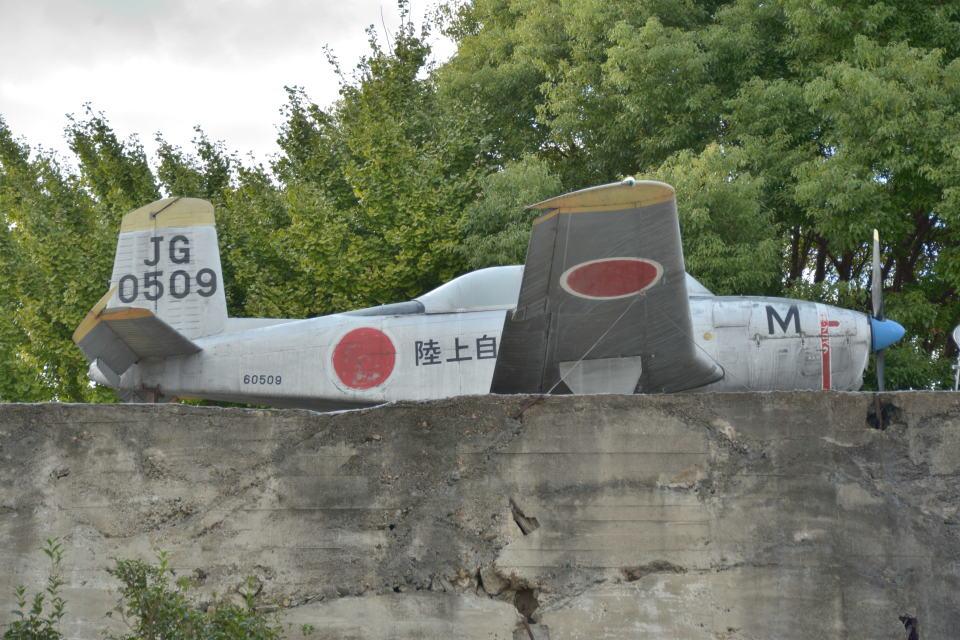 md11jbirdさんの陸上自衛隊 Fuji T-34 (60509) 航空フォト