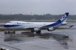 T.Sazenさんが、成田国際空港で撮影した日本貨物航空 747-4KZF/SCDの航空フォト(写真)