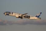 cal99さんが、伊丹空港で撮影した全日空 787-9の航空フォト(写真)