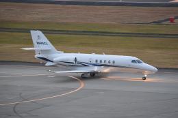kumagorouさんが、仙台空港で撮影したセスナ・エアクラフト・カンパニー 680 Citation Sovereignの航空フォト(写真)