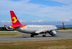 mojioさんが、静岡空港で撮影した天津航空 A320-214の航空フォト(飛行機 写真・画像)