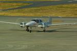rjnsphotoclub-No.07さんが、静岡空港で撮影した(株)寿商事 DA42 TwinStarの航空フォト(写真)