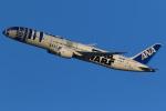 #501さんが、伊丹空港で撮影した全日空 787-9の航空フォト(写真)