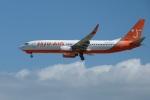 いずみわおさんが、那覇空港で撮影したチェジュ航空 737-86Nの航空フォト(写真)