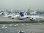 TUILANYAKSUさんが、ソフィア国際空港で撮影したAir Lazur CL-600-2B16 Challenger 604の航空フォト(飛行機 写真・画像)