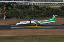 kumagorouさんが、仙台空港で撮影したボンバルディア DHC-8-402Q Dash 8の航空フォト(写真)