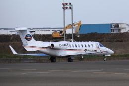 スポット110さんが、羽田空港で撮影したスカイサービス・ビジネス・アビエーション 45の航空フォト(飛行機 写真・画像)