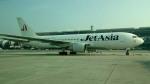 tsubasa0624さんが、スワンナプーム国際空港で撮影したジェット・アジア・エアウェイズ 767-222の航空フォト(写真)
