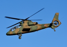 じーく。さんが、入間飛行場で撮影した陸上自衛隊 OH-1の航空フォト(飛行機 写真・画像)