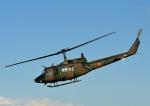 じーく。さんが、入間飛行場で撮影した陸上自衛隊 UH-1Jの航空フォト(写真)