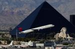 Longさんが、マッカラン国際空港で撮影したデルタ航空 757-232の航空フォト(写真)