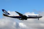 りんたろうさんが、成田国際空港で撮影した日本貨物航空 747-8KZF/SCDの航空フォト(写真)