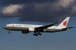 りんたろうさんが、成田国際空港で撮影した中国国際航空 777-2J6の航空フォト(写真)