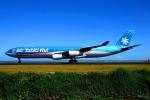 RUSSIANSKIさんが、ファアア国際空港で撮影したエア・タヒチ・ヌイ A340-313Xの航空フォト(写真)