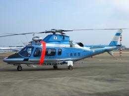 akimi2さんが、明野駐屯地で撮影した三重県警察 A109E Powerの航空フォト(飛行機 写真・画像)