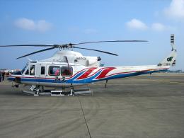 akimi2さんが、明野駐屯地で撮影した三重県防災航空隊 412の航空フォト(飛行機 写真・画像)