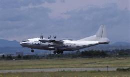 kumagorouさんが、仙台空港で撮影したAVIAL NV An-12Bの航空フォト(写真)