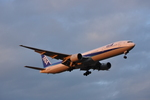 snow_shinさんが、福岡空港で撮影した全日空 777-381の航空フォト(写真)