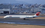kumagorouさんが、福岡空港で撮影した日本航空 MD-90-30の航空フォト(飛行機 写真・画像)