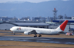 kumagorouさんが、福岡空港で撮影した日本航空 767-346の航空フォト(飛行機 写真・画像)