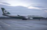 kumagorouさんが、仙台空港で撮影したエバー航空 747-45Eの航空フォト(写真)