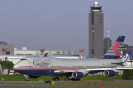 senyoさんが、成田国際空港で撮影したカナディアン航空 747-4F6の航空フォト(飛行機 写真・画像)