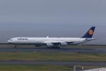 T.Sazenさんが、羽田空港で撮影したルフトハンザドイツ航空 A340-642の航空フォト(写真)