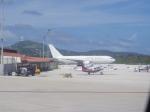 ゆ⇔たさんが、サイパン国際空港で撮影したダイナミック・エアウェイズ 767-233の航空フォト(写真)